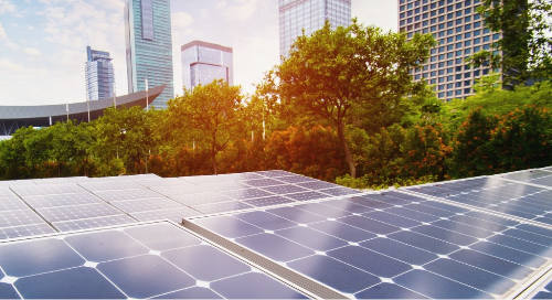 onsite solar can benefit cities