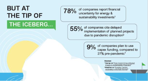 INFOGRAPHIC: Funding Energy & Sustainability in the New Normal