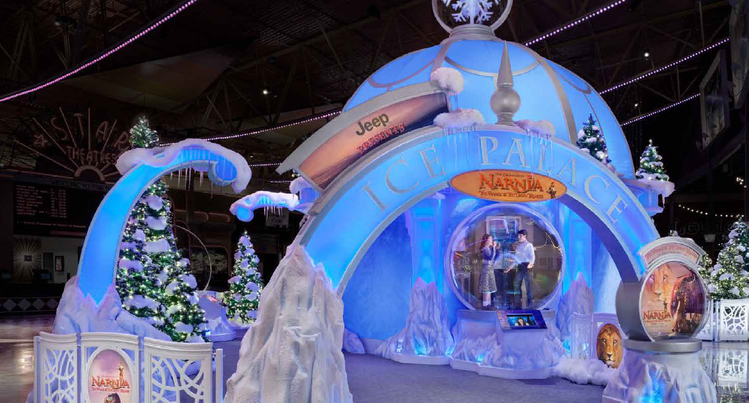 Narnia | Holiday Brand Activation