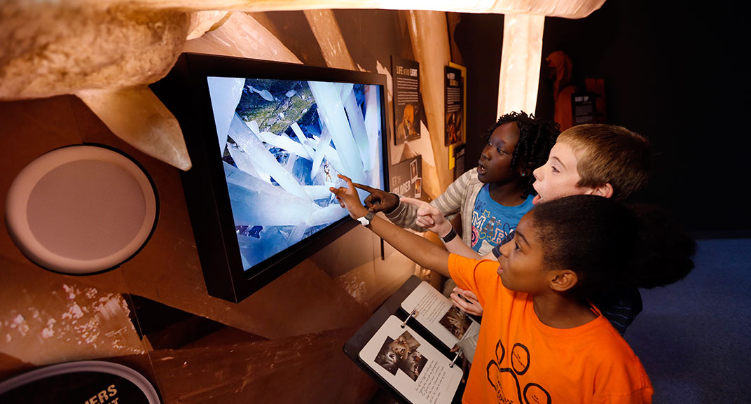 National-Geographic-Earth Explorers-exhibition
