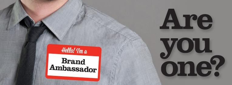 Are you a successful brand ambassador?