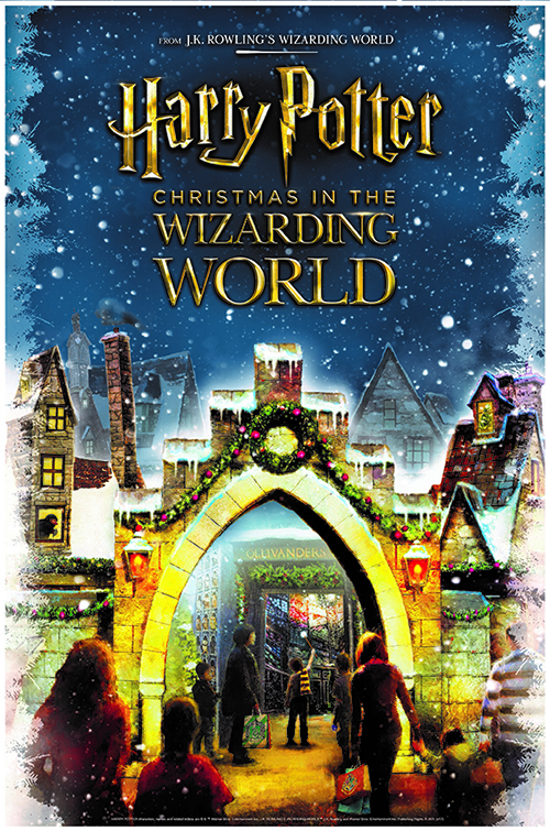 Harry Potter_Christmas in the Wizarding World
