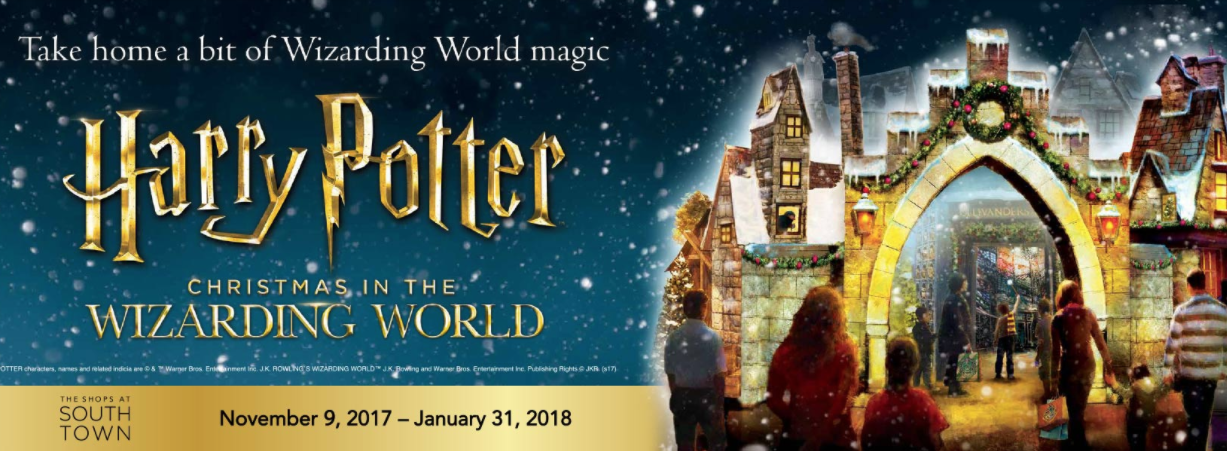 Harry Potter Wizarding World | Holiday Brand Activation