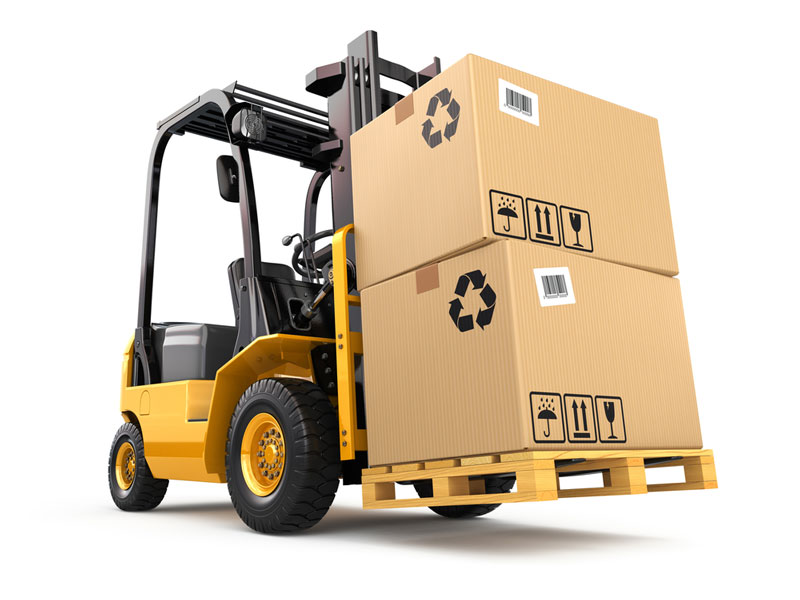Trade Show Tips | Logistics | Ordering Forklifts