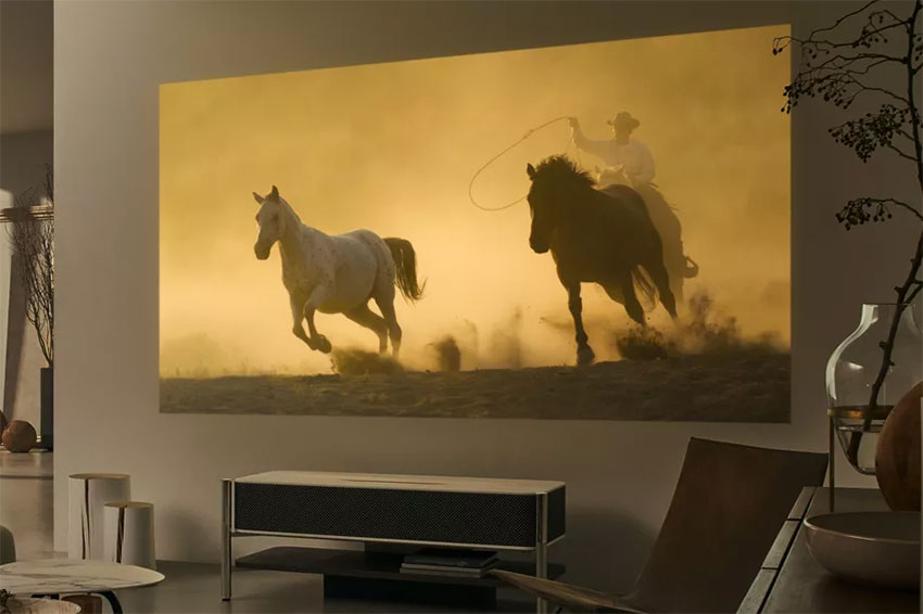 Sony 4K OLED TV