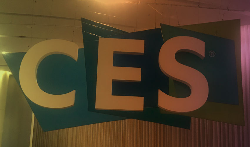 CES 2018 Live Event Technology