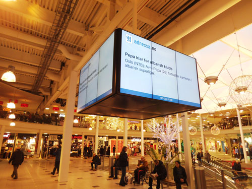Video Wall | Audio Visual Event Technology | Interiors in City Lade