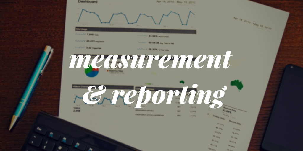 Event measurement and reporting