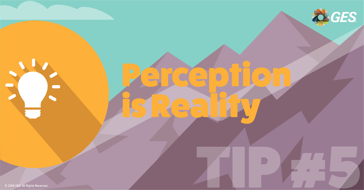 Perception is Reality | Sponsorship Tip #5