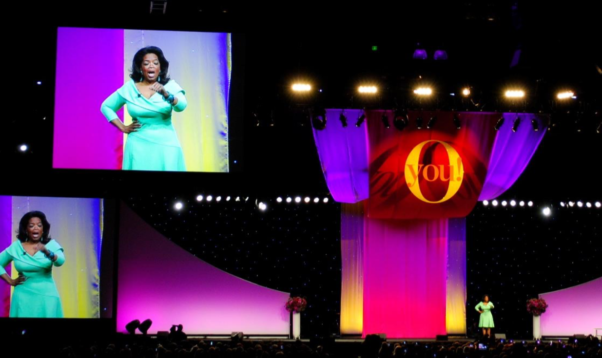 Oprah O You! Flagship Event