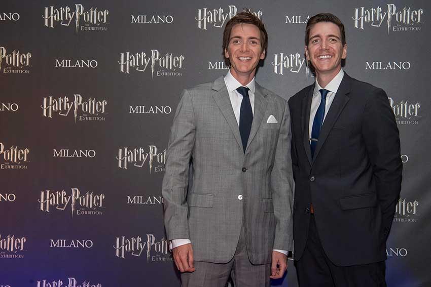 Harry Potter Gala Fabbrica Del Vapore