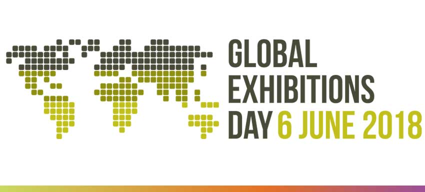 I Love Exhibitions | Global Exhibitions Day 2018
