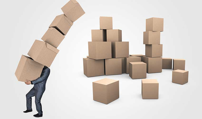 Shipping and Material handling