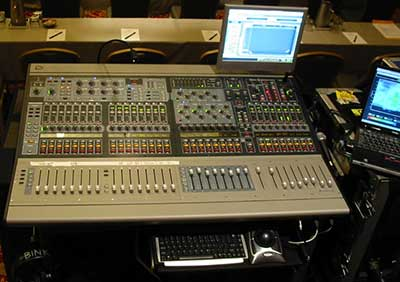 Audio Consoles are Smaller