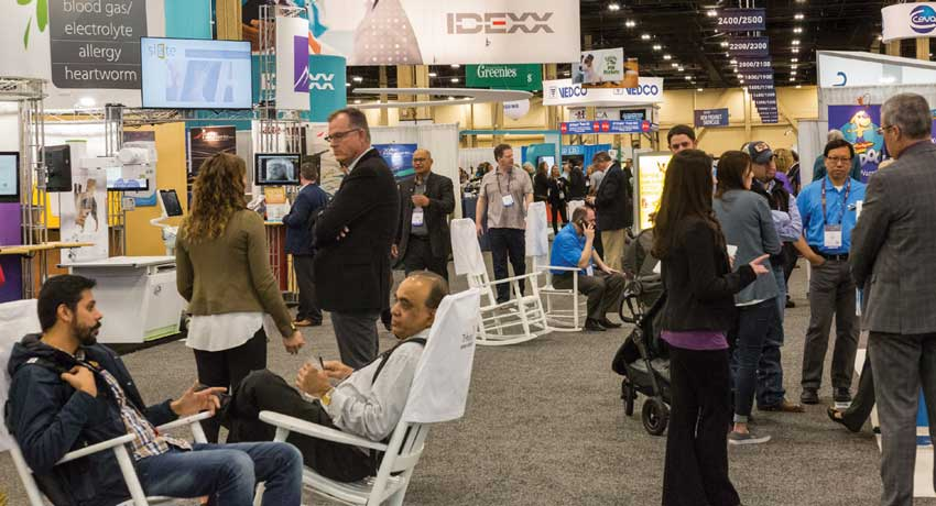 Increased exhibit floor traffic through data-driven insights.