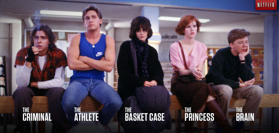How to Sharpen Your Social Media Skills: Lessons From The Breakfast Club
