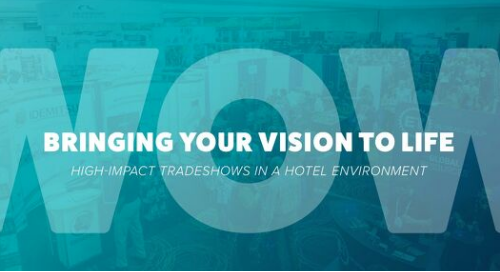 High-impact Trade Shows in a Hotel Environment