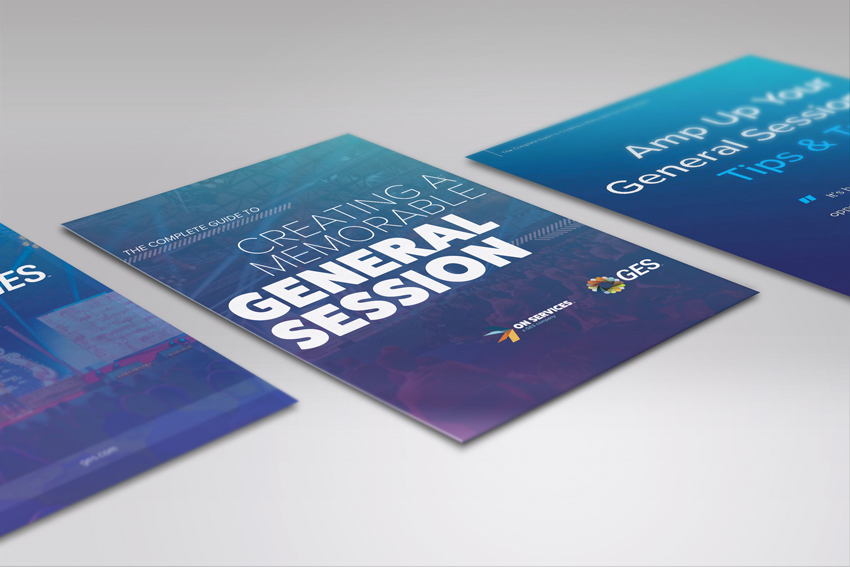 Creating a Memorable General Sessions