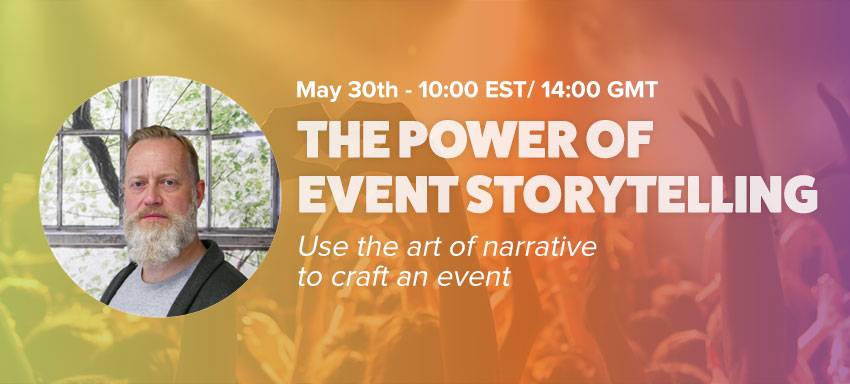 The Power of Event Storytelling