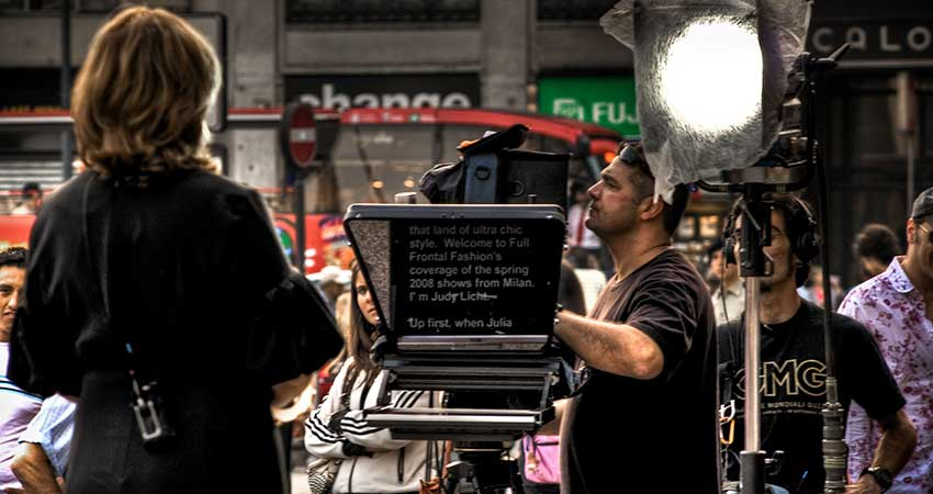 Make Peace with Teleprompter