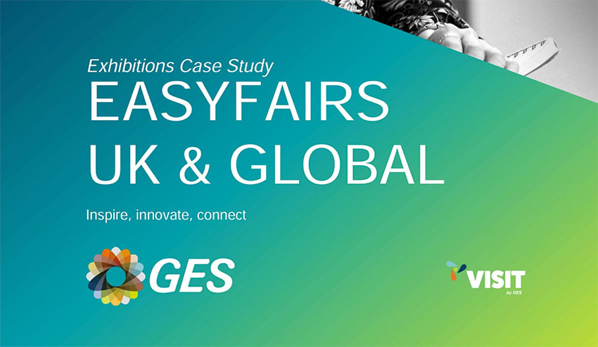 Easyfairs Case Study VISIT by GES