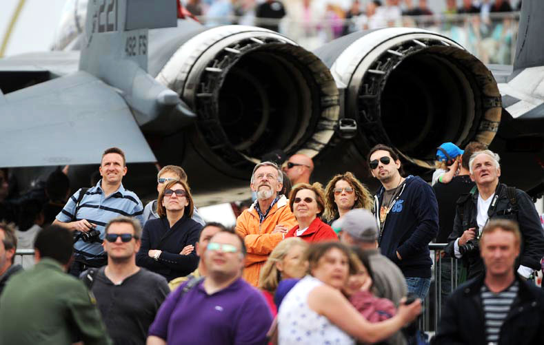 What to Expect When You Arrive Airshow