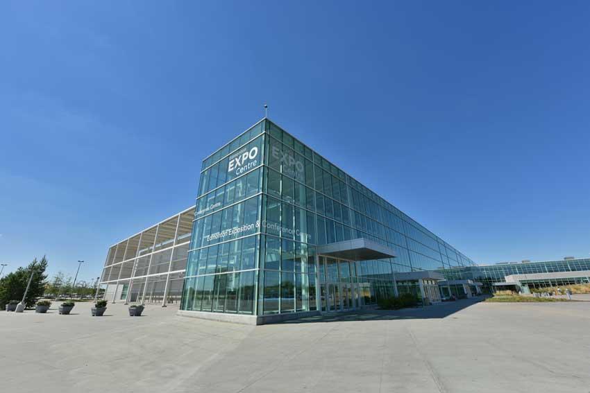 l'EXPO Centre d'Edmonton
