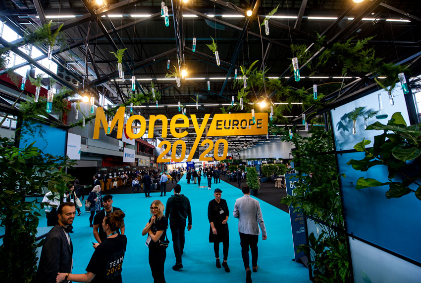 GES Apointed Official Services Provider for Money20/20 in Europe and U.S.A.
