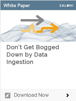 Don't Get Bogged Down by Data Ingestion