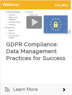GDPR Compliance: Data Management Practices for Success