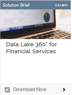 Data Lake 360° for Financial Services