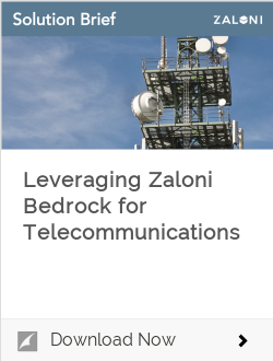 Leveraging Zaloni Bedrock for Telecommunications