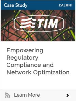 Data Lake Empowers Compliance and Network Optimization