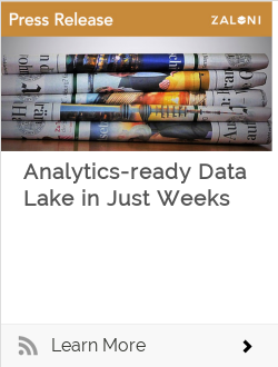 Analytics-ready Data Lake in Just Weeks
