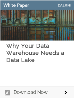 Why Your Data Warehouse Needs a Data Lake