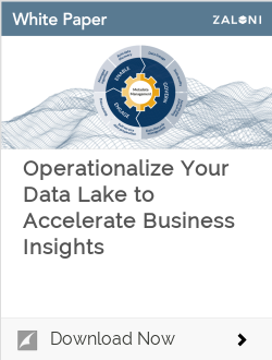 Operationalize Your Data Lake to Accelerate Business Insights