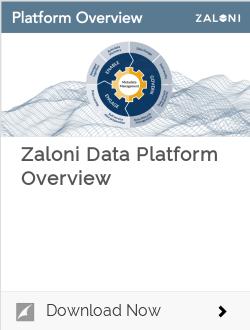 Zaloni Data Lake Management Platform Overview