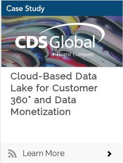 Cloud-Based Data Lake for Customer 360° and Data Monetization
