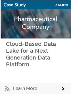Cloud-Based Data Lake for a Next Generation Data Platform