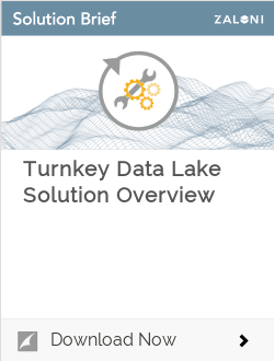 Turnkey Data Lake Solution Overview