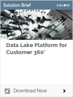 Data Lake Platform for Customer 360°