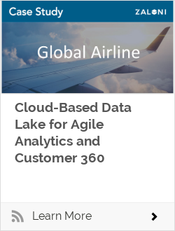 Cloud-Based Data Lake for Agile Analytics and Customer 360