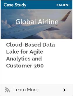 Cloud-Based Data Lake for Agile Analytics and Customer 360
