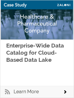 Enterprise-Wide Data Catalog for Cloud-Based Data Lake