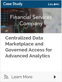 Centralized Data Marketplace and Governed Access for Advanced Analytics