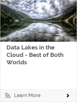 Data Lakes in the Cloud - Best of Both Worlds