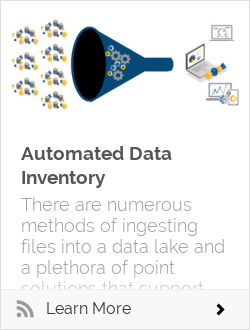 Automated Data Inventory