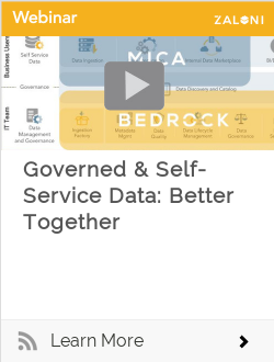Governed & Self-Service Data: Better Together