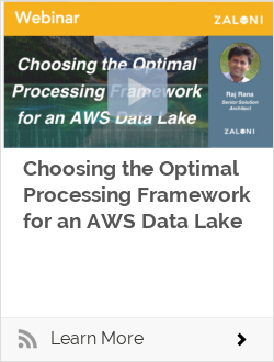 What's Needed to Achieve a Scalable, Cloud-Native Data Lake