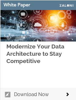 Modernize Your Data Architecture to Stay Competitive